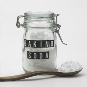 Trị mụn bọc bằng baking soda