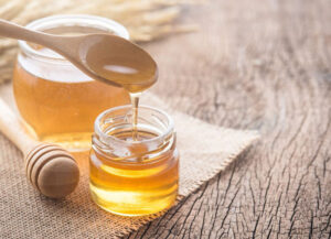 Cách trị thâm nách bằng mật ong