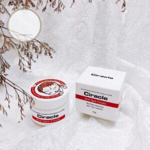 Kem trị mụn bọc Ciracle Red Spot Cream