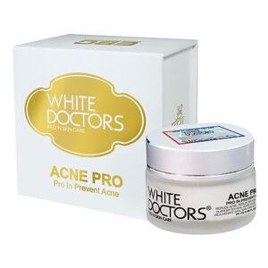 Kem trị mụn bọc White Doctor Acne