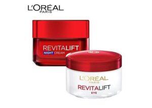 Kem dưỡng da trị thâm quầng mắt L'Oreal Paris Dex Revitalift Eye Cream