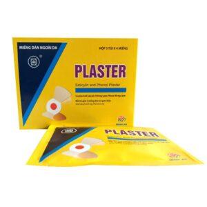 Miếng dán trị mụn cóc Plaster