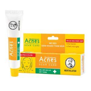 Kem nghệ Acnes scar care
