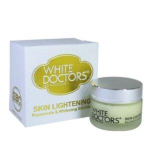 Kem dưỡng trắng da mặt chống lão hóa White Doctors Skin Lightening