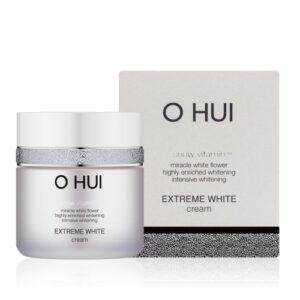 Kem dưỡng trắng cho da dầu Ohui Extreme White
