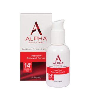 Serum Alpha Skin Care Intensive Renewal